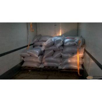 Пеллеты 8мм в мешках по 30 кг на палете